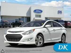 2015 Hyundai Sonata Hybrid Limited w/Panoramic Moonroof!
