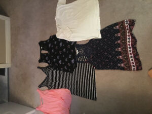 Small size clothing lot