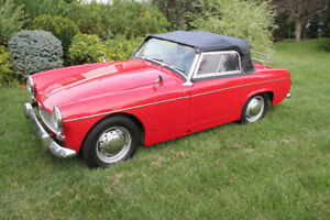 MG Midget Mark1  1962