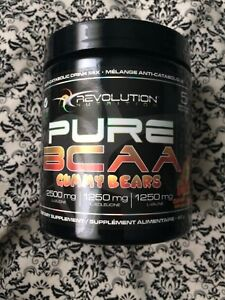 BCAA Gummy Bear Flavour