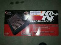 Vw golf gti mk5 K&N panel filter