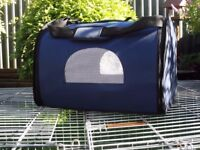 Cat Carrier/Holdall (Easipet) vgc.