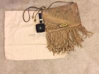 Jimmy Choo Snakeskin shoulder bag