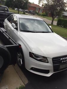 2011 Audi A4 Quattro sell or trade