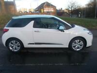 CITROEN DS3 1.6 DSTYLE 3d 120 BHP (white) 2011