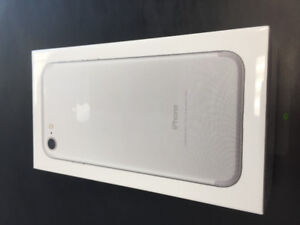 Brand New Sealed iPhone 7 32GB Silver