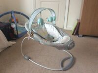 Baby Bouncer, Ingenuity Bouncer, Great Condition