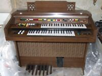 My Yamaha Organ,all working,started my grandaughters on their musical journey.