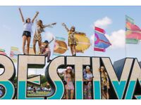 Earn up to £400 @ *Camp Bestival* 27-31st July 2017