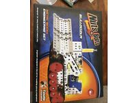 Nuts and Bolts Metal Model Set