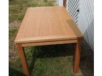 Two Wooden tables with FREE DELIVERY only £70