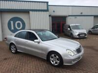 MERCEDES E270 CDI ADVANTGUARDE FSH