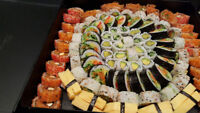 Gérant du service traiteur Sushi shop Campus