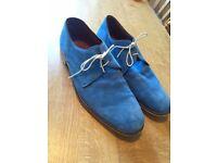 London Brogues men size 12 Suede Shoes