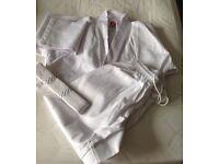 White Martial Arts/Tae Kwondo Suit **Brand New**