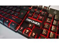 DBPOWER Gaming Keyboard