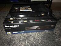 Panasonic DMP-UB300 4K Ultra HD Blu-ray Player.