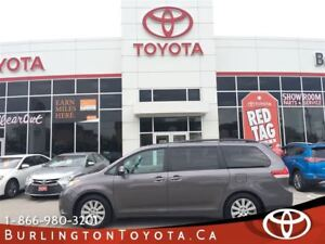 2014 Toyota Sienna XLE ALL WHEEL DRIVE