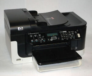 HP OfficeJet 6500 (All-In-One) Wireless Print/Copy/Scan/Fax