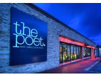 Head Chef - The Poet Bar and Grill