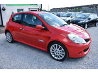 Renault Clio 2.0 16V ( 197bhp ) Renaultsport RED 197 2007 MODEL