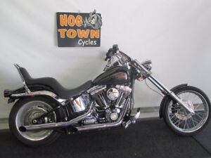 2008 Softail Custom