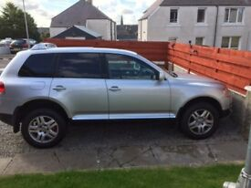 DEPOSIT TAKEN SOLD AWAITING COLLECTION. VW Touareg New MOT.