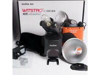 Godox Wistro AD360 Kit with extras