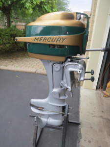 Vintage Outboard 1955 Mercury Mark 25