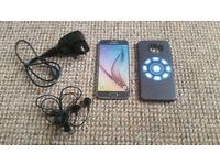 Samsung S6 32gb Unlocked/Sim Free Smartphone