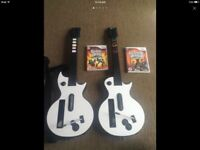 Wii Guitar Hero Collection