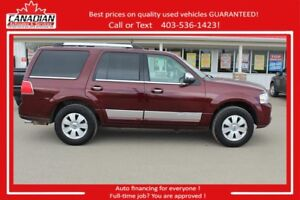 2010 Lincoln Navigator Ultimate LOADED $232.50/SEMI-MONTH OAC