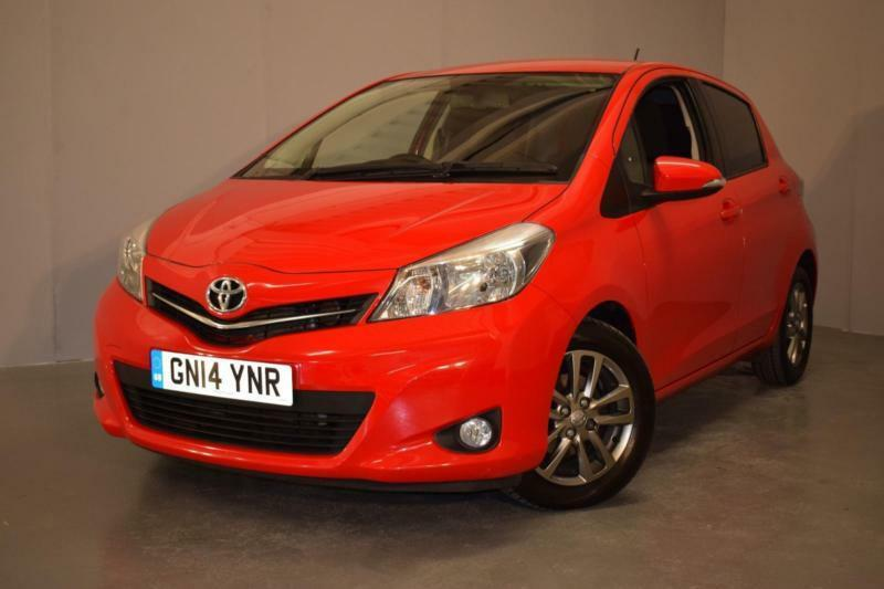 2014 toyota yaris d 4d icon plus hatchback diesel in newport gumtree. Black Bedroom Furniture Sets. Home Design Ideas