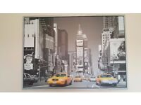 Ikea Print of Times Square, New York