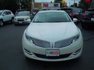 2013 LINCOLN MKZ BASE- SUNROOF, NAVIGATION SYSTEM, REAR VIEW CAM