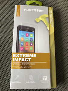 Brand New Extreme Impact Screen Protector - Samsung S6 Edge