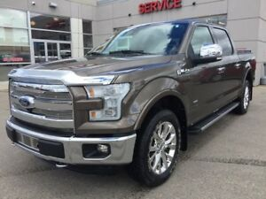 2016 Ford F-150 Lariat 4x4 SuperCrew Cab Styleside 5.5 ft. box 1