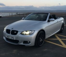 BMW 2.0i M-Sport 170Bhp_19s-LED Angel eye lights_Tinted windows_Bluetooth.Sounds Great-£6800 ono