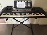 Keyboard Yamaha PSR-GX76 perfect condition