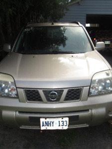 2006 Nissan X-trail XE SUV, Crossover : Selling As Is