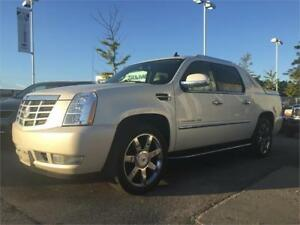 2009 CADILLAC ESCALADE EXT AWD TOP OF THE LINE NAVIGATION LOADED