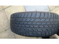 Spare wheel rim and tyre for Ford Mondeo - new tyre