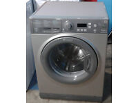 B630 Graphite Hotpoint 7kg 1400Spin A** Rated Washnig Machine, Comes With Warranty, Can Be Delivered