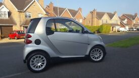 2009 Smart fortwo passion DIESEL.......ONLY 22.000 MILES.......Free road tax....F/S/H