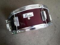 Remo Skin Boston made Snare Drum