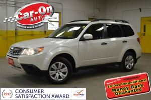2011 Subaru Forester 2.5X CONVENIENCE AWD AUTOMATIC HEATED SEATS
