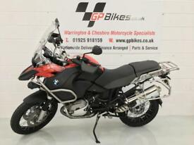 BMW R1200 GS ADVENTURE TU ABS | 1 Former Keeper | Low Miles | Excellent Exam (red) 2012