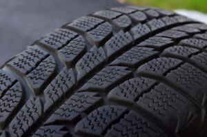 4 MICHELIN X ICE 175 65 14 WINTER TIRES NO TEXTING
