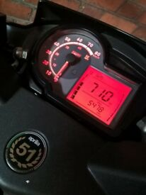 aprillia sr 50 highly tuned !! stage 6 parts !!