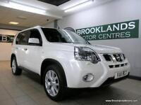 Nissan X-Trail 2.0 DCI 150 TEKNA 4WD AUTO [5X SERVICES, SAT NAV, LEATHER, PANORA